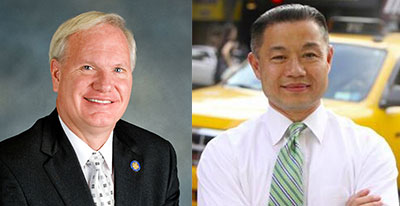 Queens State Senate Rematch Features Different Kinds of Democrats (with Senator Tony Avella and challenger John Liu)