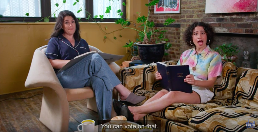 broad city charter revision ad