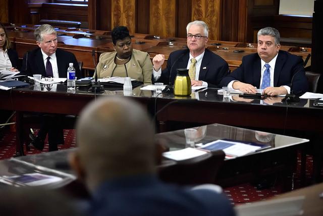 city council justice preli budget