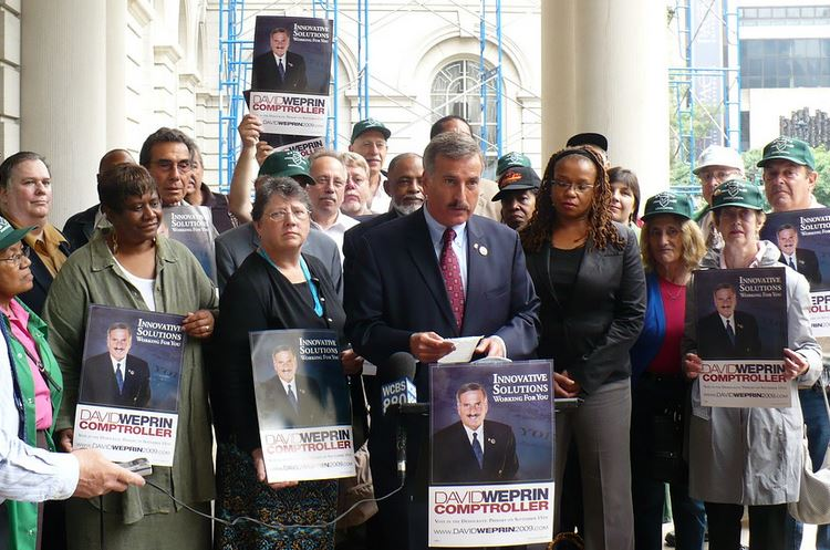 Assemblymember David Weprin Plots City Comptroller Campaign