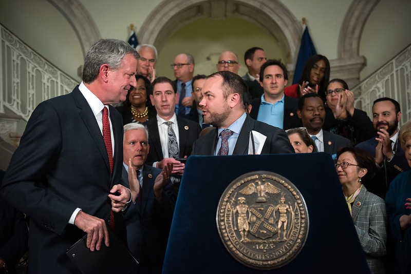 council finance dromm johnson mbdblasio fiscal budget
