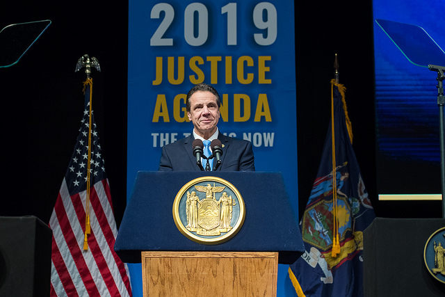 Promising Sweeping Change, Cuomo Outlines State of the State Policy Agenda and $175 Billion Budget Plan