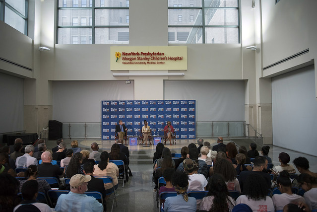 first lady chirlane mccray host convo across