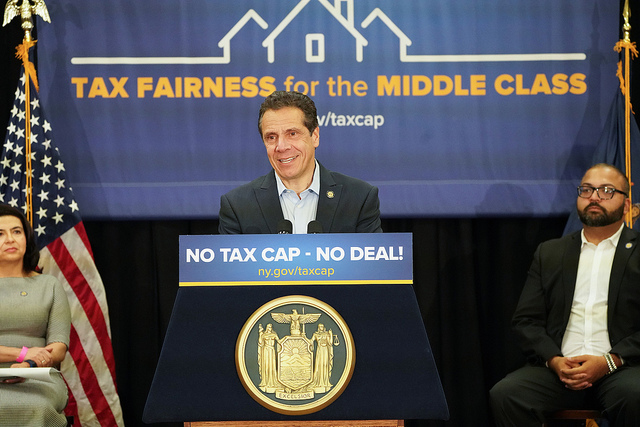 gov cuomo long island no tax