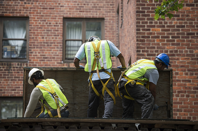 may bdb nycha active construction