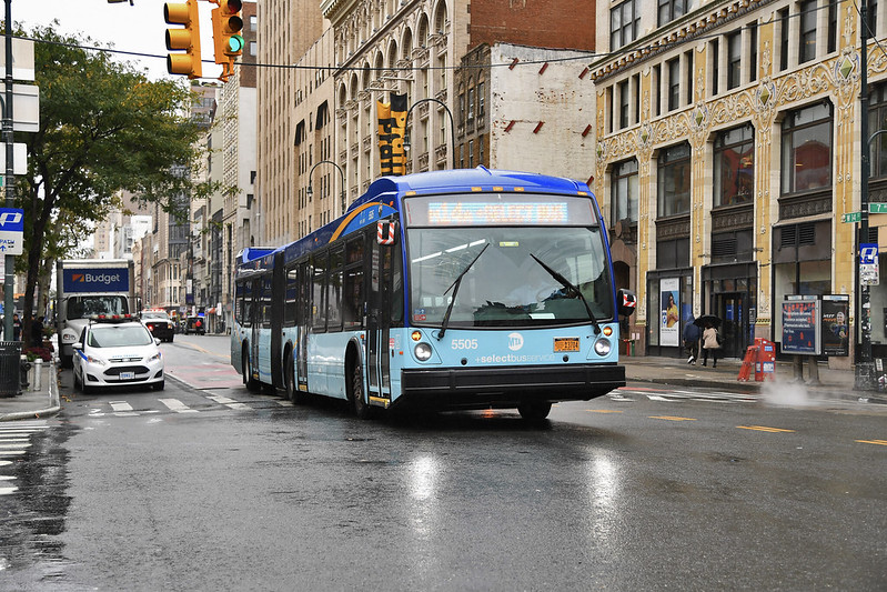 mta priority bus
