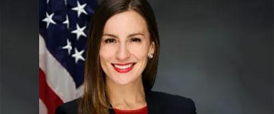 State Senator Alessandra Biaggi