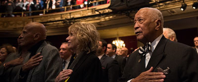 The 30th Anniversary of David Dinkins' Election as Mayor