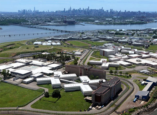 rikers island jails via lippman report