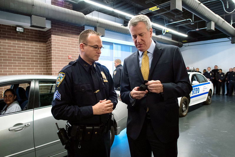 Initial Report Shows Benefits and Challenges of NYPD Body Camera Program for Police Watchdog