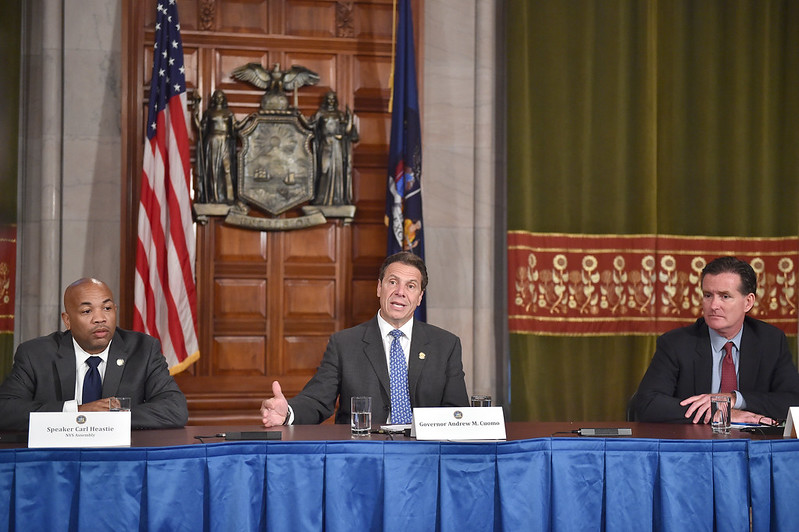Cuomo legislative leaders