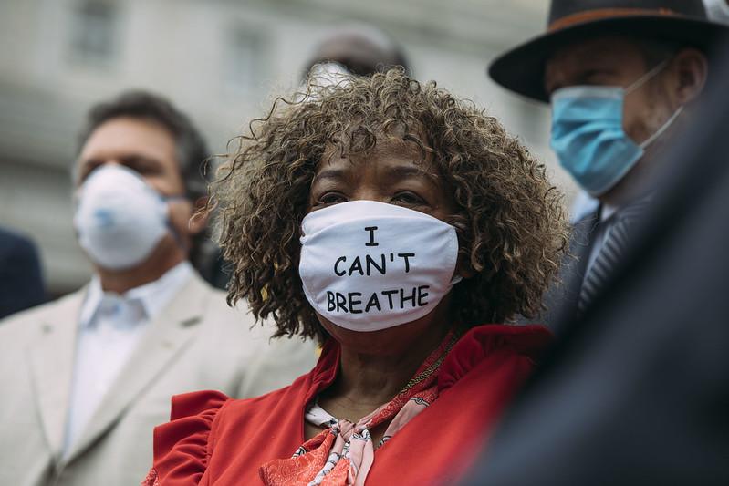 Eric Garner police reform NYPD