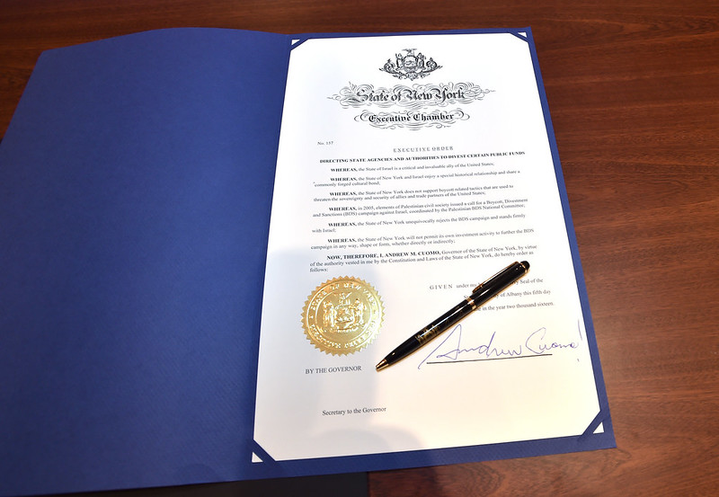 cuomo first in nation exec order