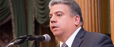 Brooklyn DA Eric Gonzalez on Prosecuting, Protests and Police Misconduct