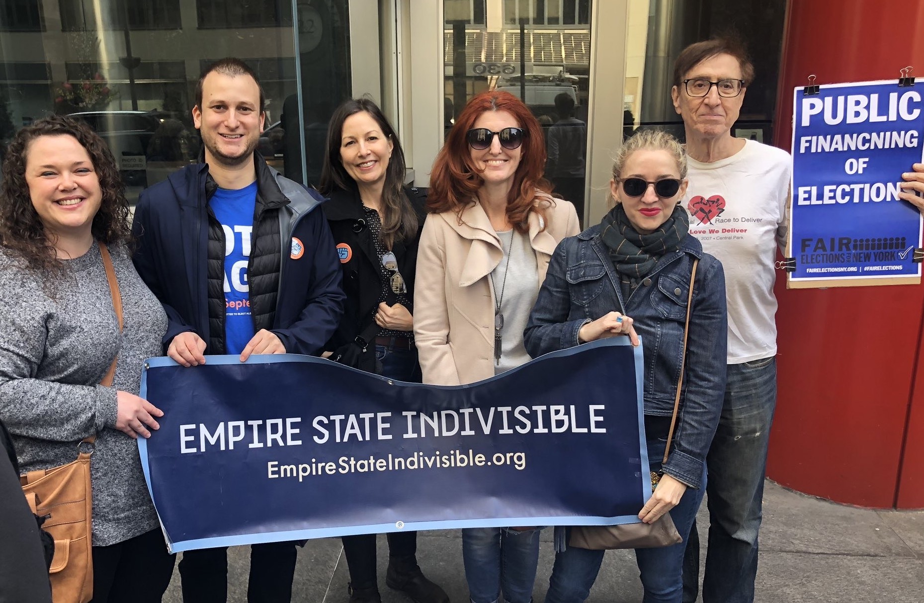 Empire State Indivisible