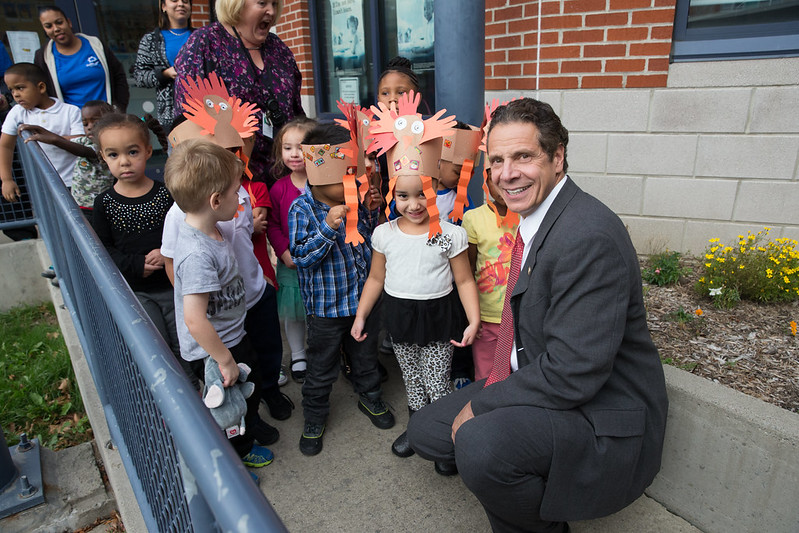 Big Year Ahead for Cuomo's Child Care Task Force