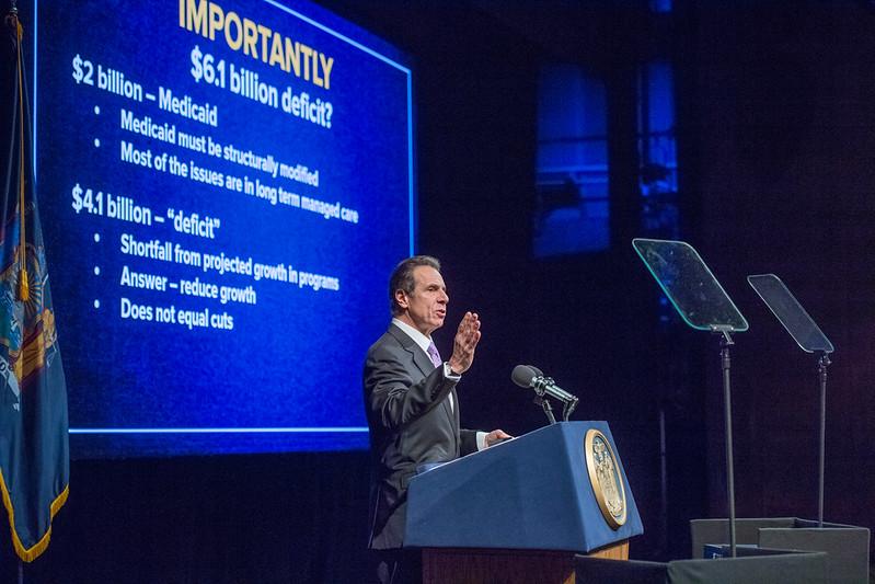 gov outlines budget