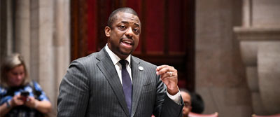 State Senator Brian Benjamin on Rescuing New York's Finances & More