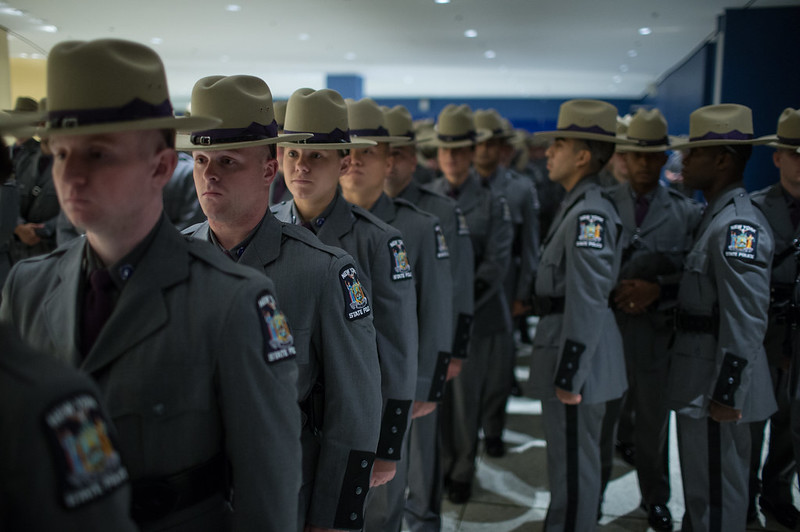 police basic school grad 203rd