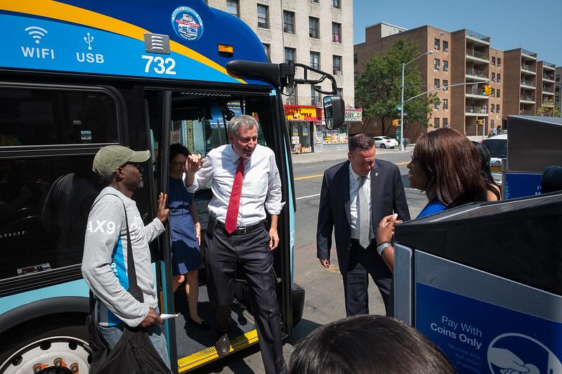 bx6 select bus
