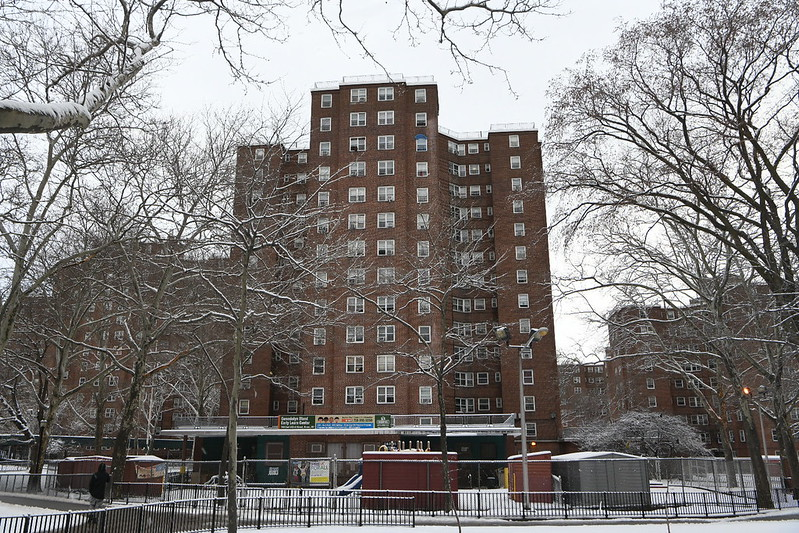 Few Mayoral Candidates Offer Plans for Rescuing City's Crumbling Public Housing