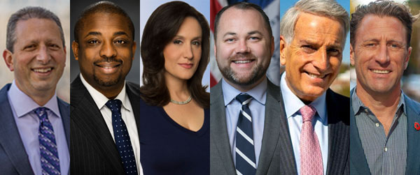 >Democratic Comptroller Candidates Pitch Skills and Plans to Budget Watchdog