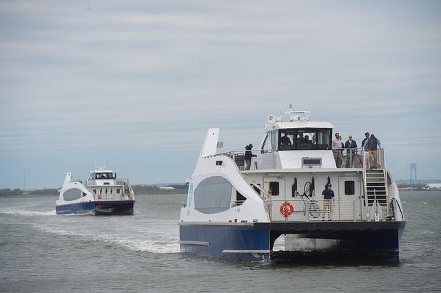 NYC Ferries