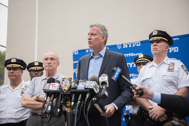 Gotham Gazette: Crime Under Mayor De Blasio, The Long View