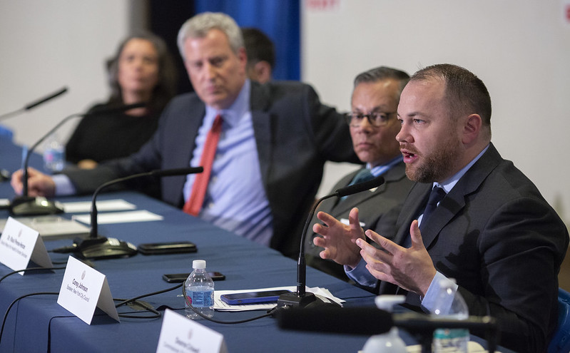 Gotham Gazette: 'I Actually Have to Negotiate a Budget': Corey Johnson and the Challenge of Running for Mayor as City Council Speaker