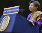 Gotham Gazette: Andrea Stewart-Cousins on Taking the Senate Reins