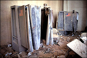 Primary Day, Sept. 11, 2001
