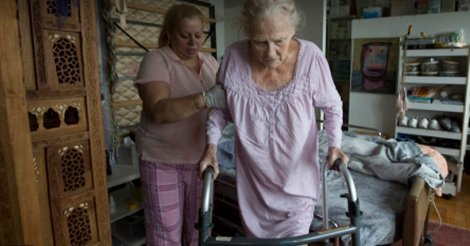 Home Care Workers Need A Dedicated Advocate