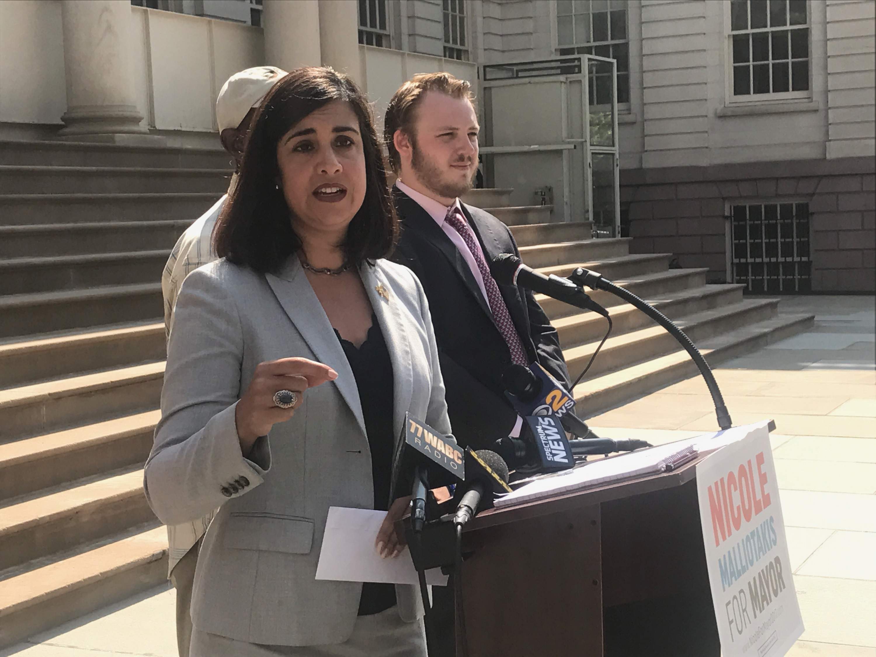Malliotakis Files Records Request for Mayor's Travel Expenses
