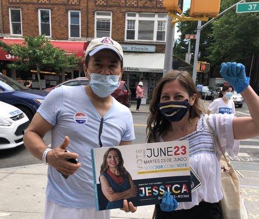 jgr campaigning masks