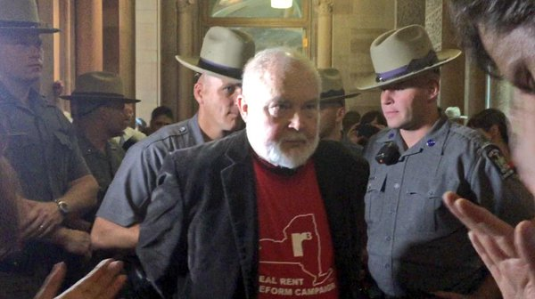 mike mckee arrested albany