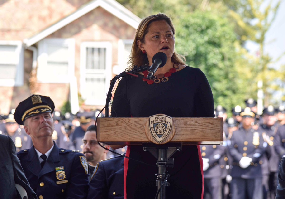 Melissa Mark-Viverito police reform bail