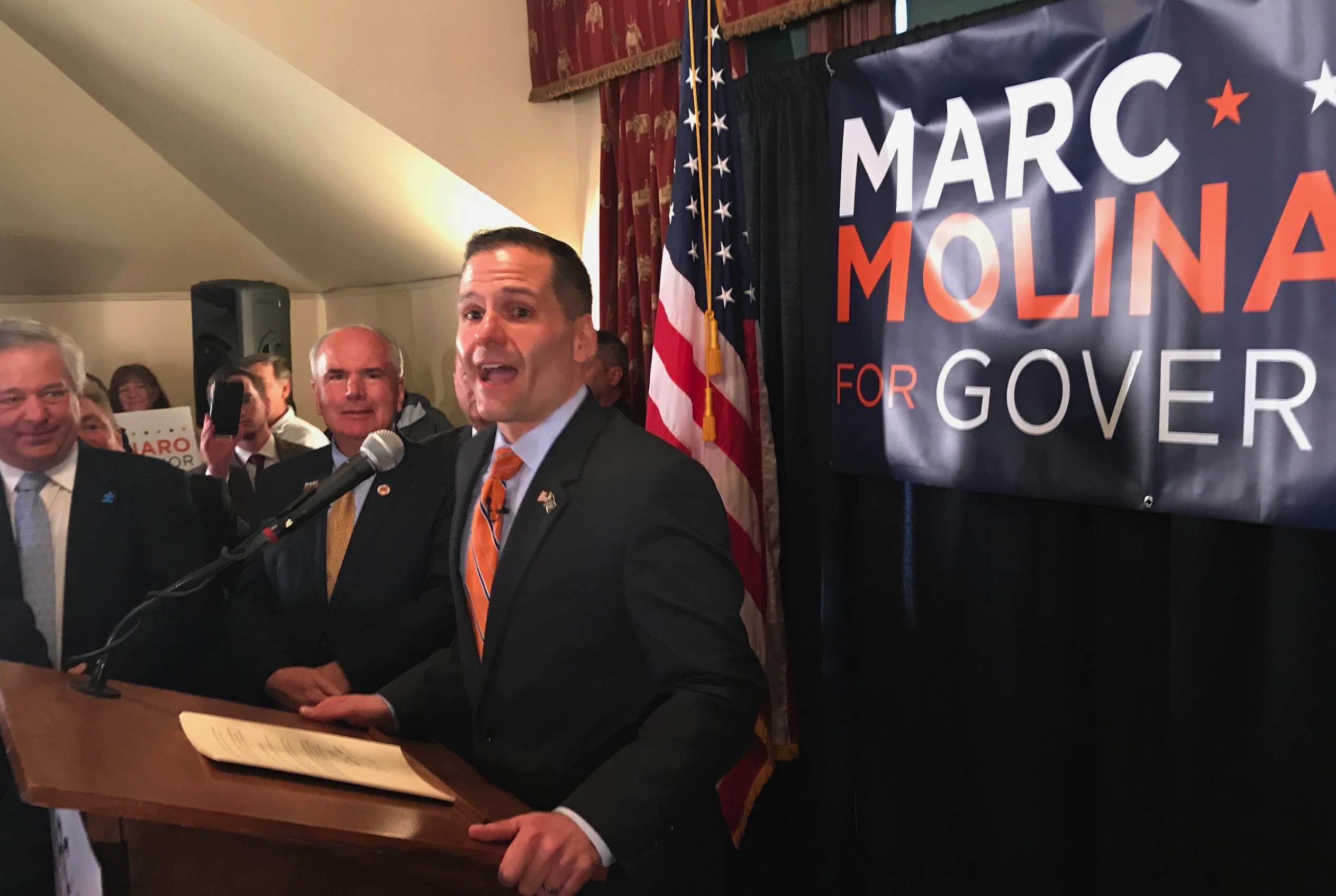marc molinaro launch