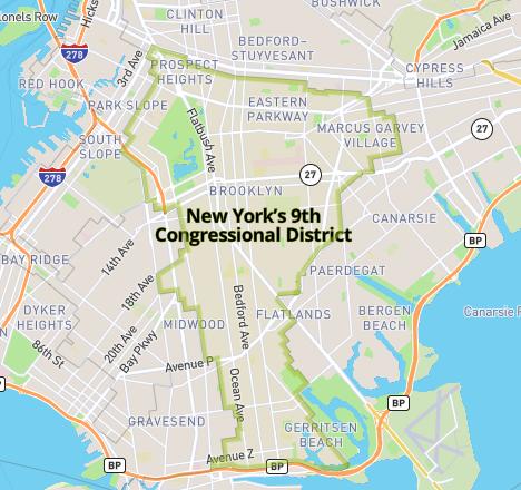 Brooklyn Congressional District 9