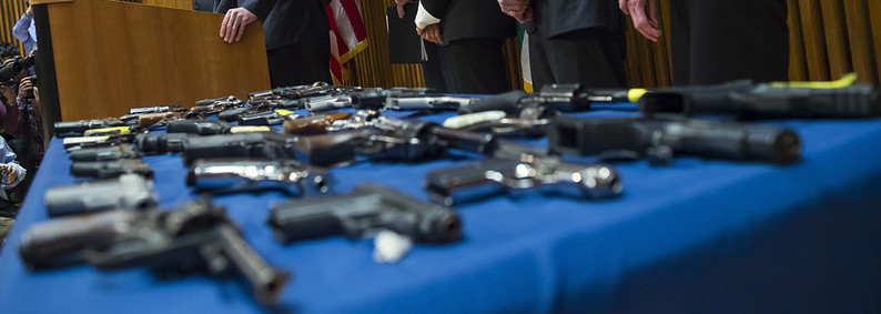 table of guns mayors office