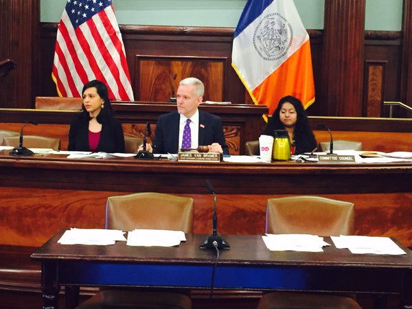 van bramer alone hearing