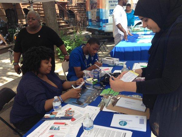 voter registration via NYC Votes