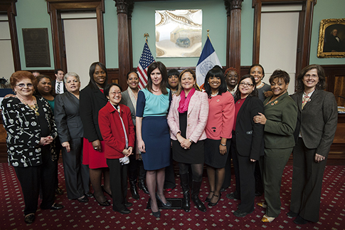 womens caucus council