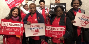 New York Nurses Threaten Major Strike Over 'Understaffing'