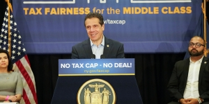 Cuomo's Budget Priority Balancing Act