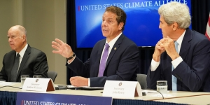 Pushed on Climate Legislation, Cuomo Tries to Set Himself Apart