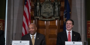 As Cuomo and Heastie Trade Comments on Anti-Poverty Efforts, a Closer Look at What They've Done