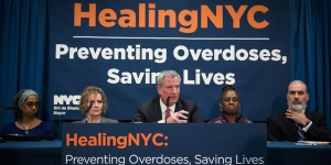 Drug Overdose Deaths Drop for First Time in 8 Years, City Reports