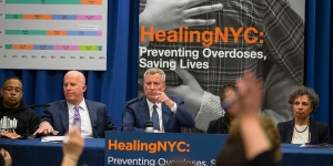 In Opioid Fight, City Expands Access to Crucial Medication-Assisted Treatment
