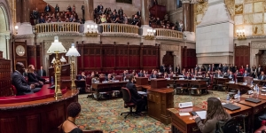 Issues to Watch in the 2020 Legislative Session in Albany