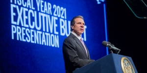 Cuomo Proposes $178 Billion Budget, Closing $6.1 Billion Gap and Funding Top Priorities